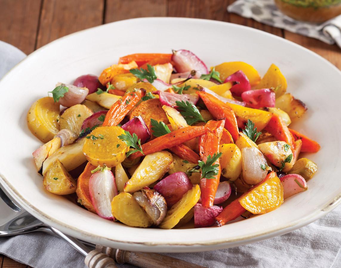 Vegetable Side Dishes For Christmas Dinner  Easy and Elegant Christmas Dinner Menu Taste of the South