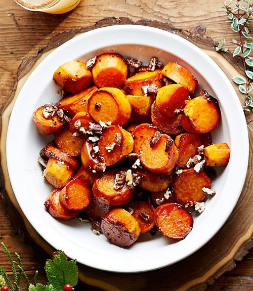 Vegetable Side Dishes For Christmas Dinner  Ve able Side Dishes For Christmas