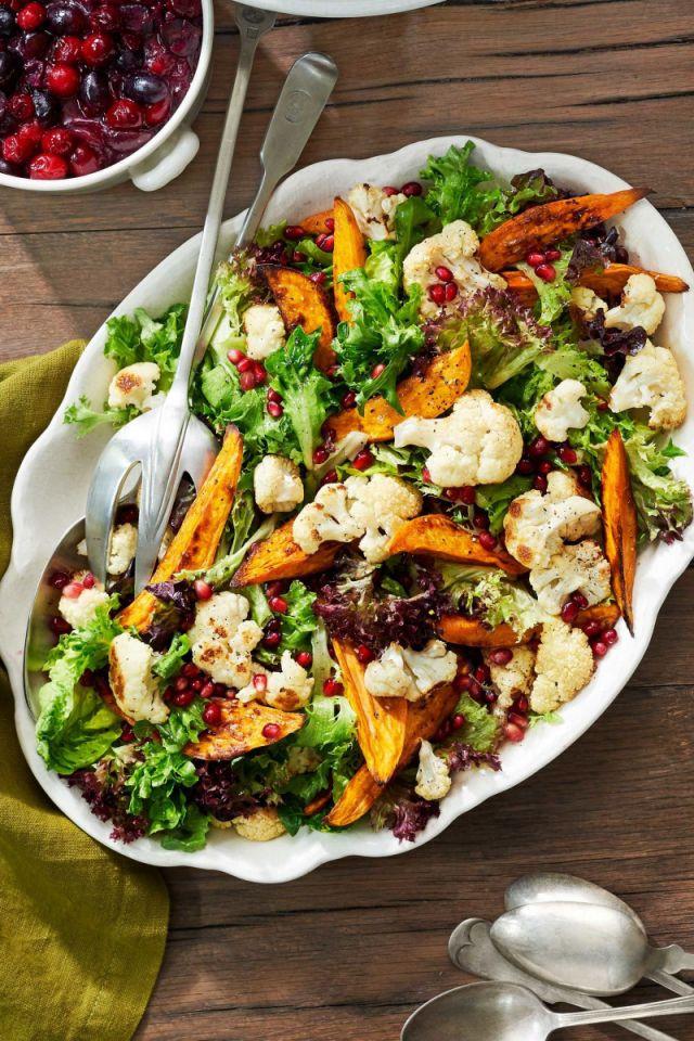 Vegetable Side Dishes For Christmas Dinner  30 Side Dishes We Want at Our Christmas Dinner
