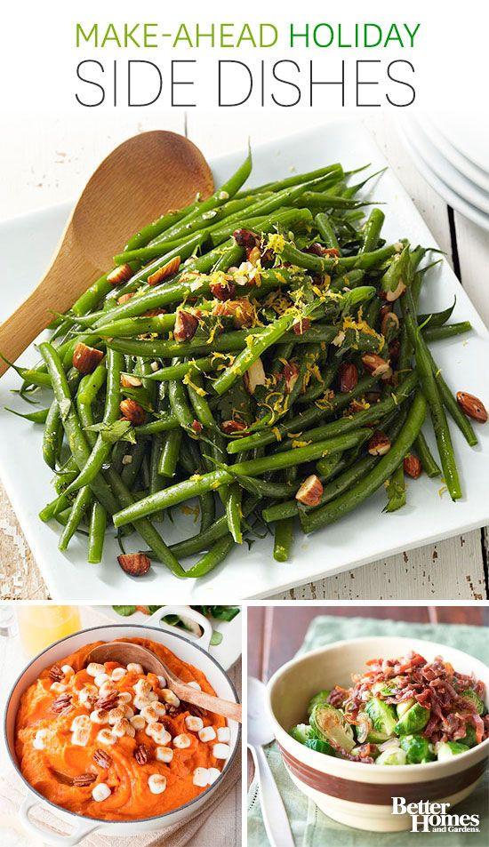 Vegetable Side Dishes For Christmas Dinner  10 Best ideas about Head Start on Pinterest