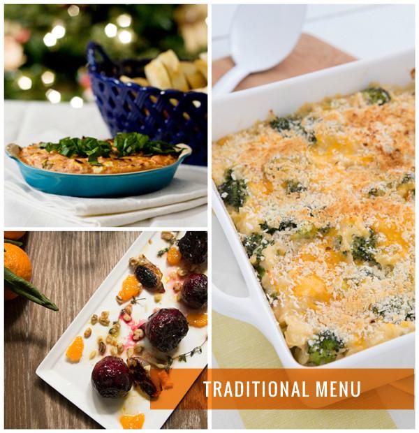 Vegetarian Christmas Dinner Menu  4 Ve arian Christmas Dinner Menus