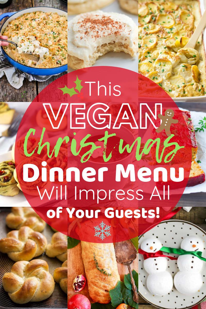 Vegetarian Christmas Dinner Menu  This Vegan Christmas Dinner Menu Will Impress All of Your