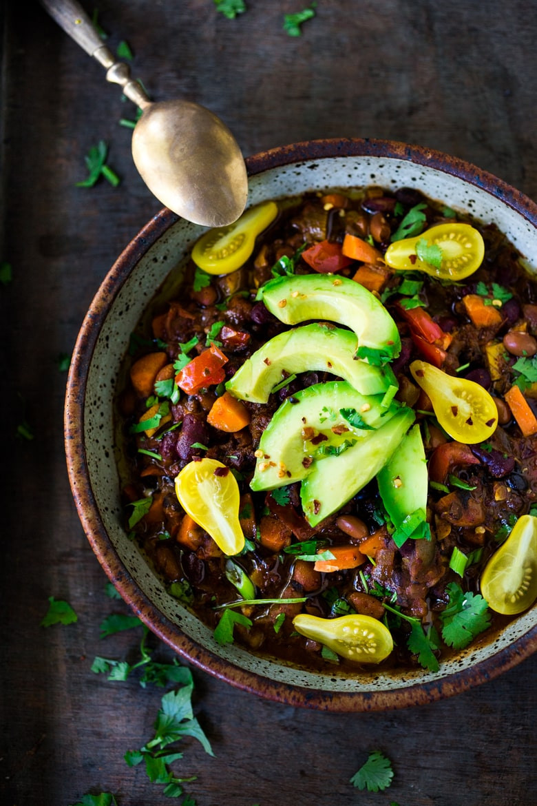 Vegetarian Fall Dinner Recipes  15 Cozy Ve arian Dinners for Fall