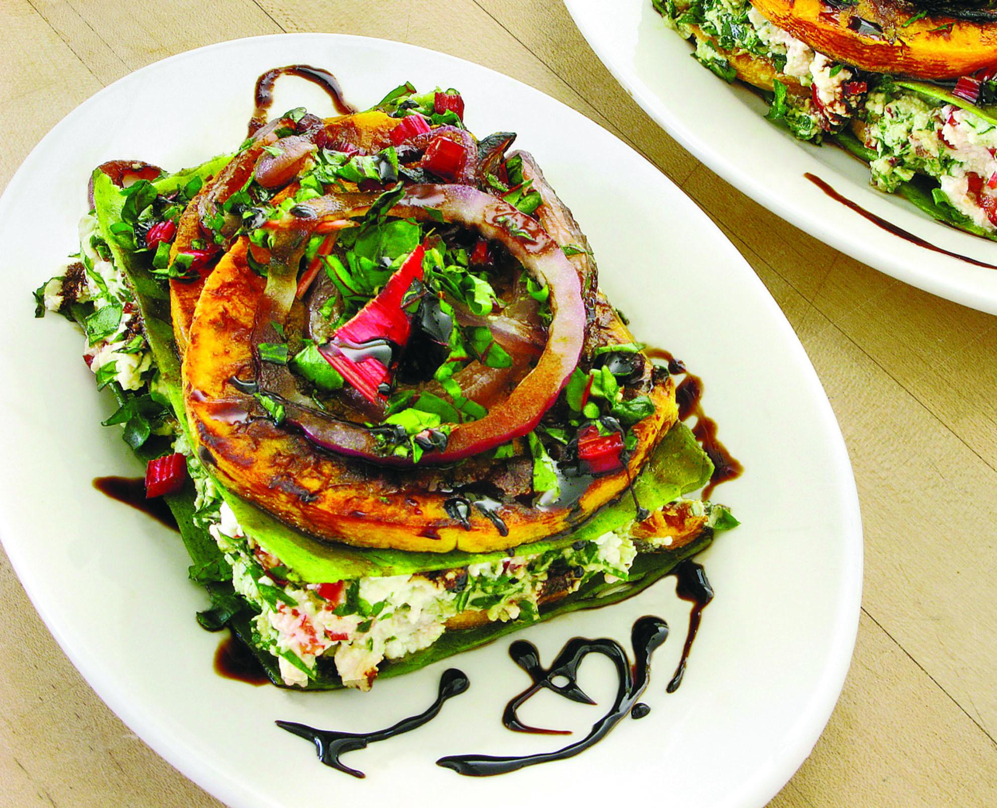 Vegetarian Fall Recipes  Ve arian Recipe Mollie Katzen s Autumn Ve able