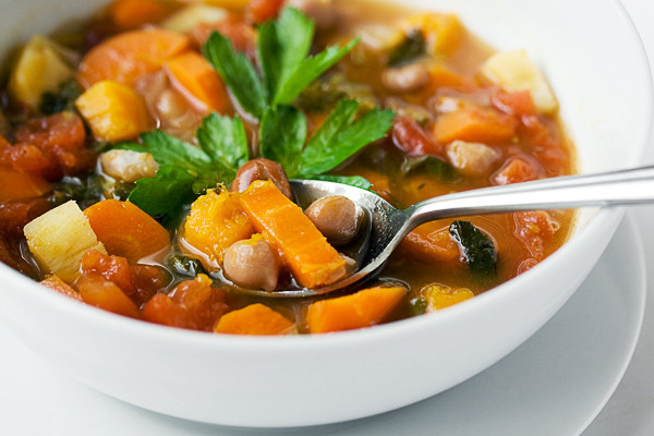 Vegetarian Fall Soup Recipes  Fall Ve able Soup Seasons and Suppers