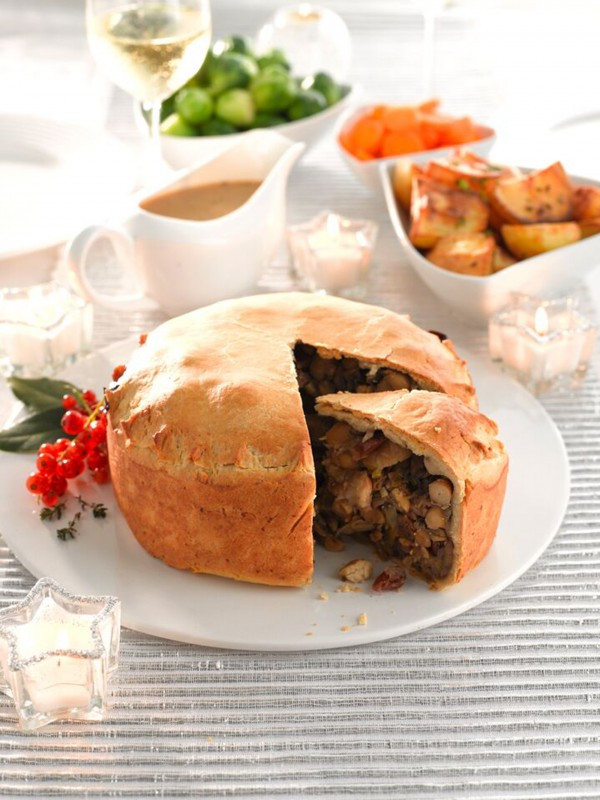Vegetarian Recipes For Christmas  Top 40 Delicious Ve arian Recipes For Christmas