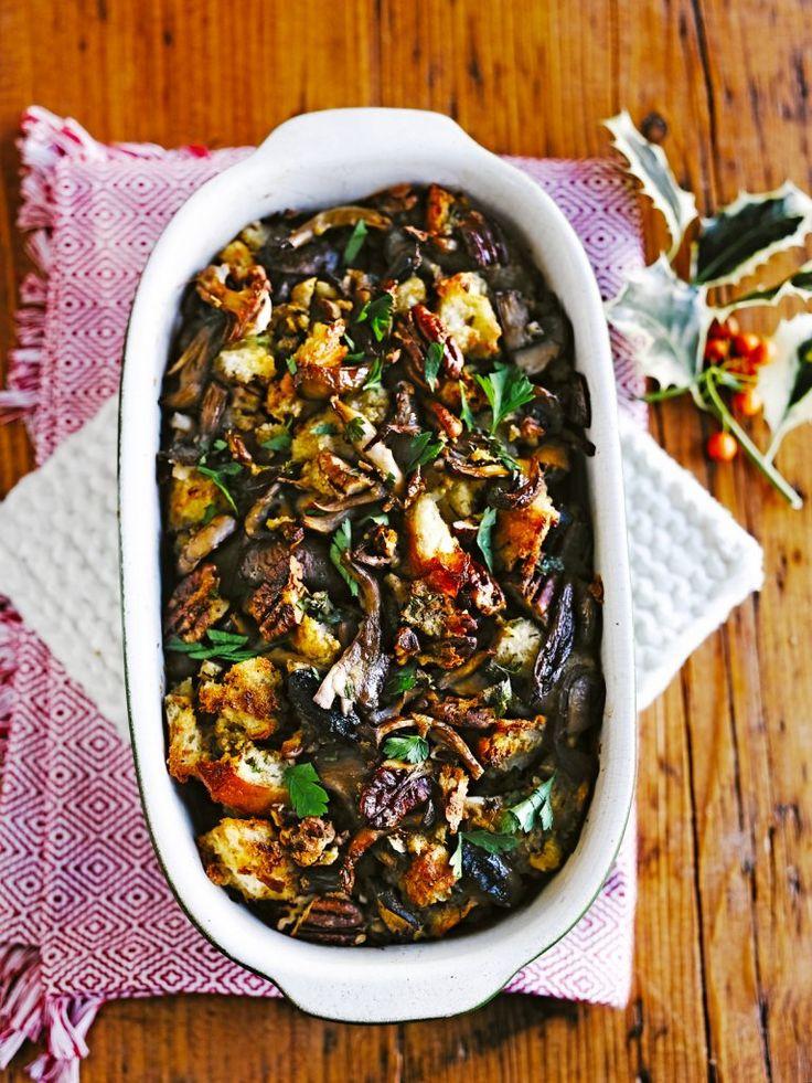 Vegetarian Recipes For Christmas  100 Ve arian Christmas Recipes on Pinterest