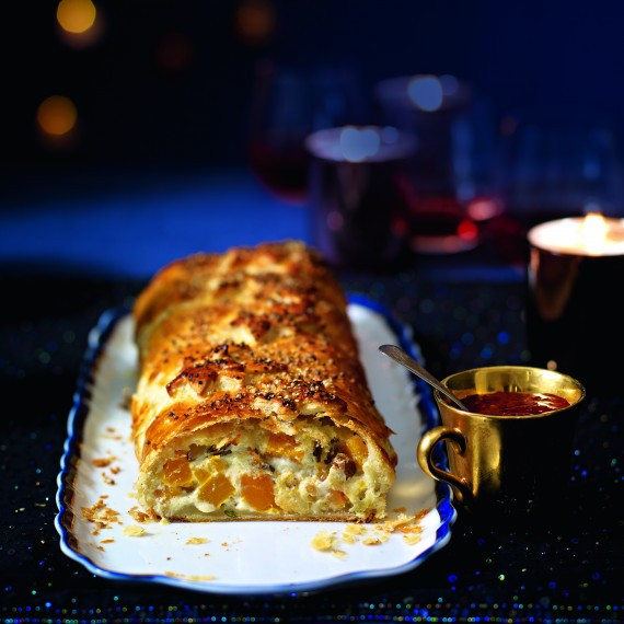Vegetarian Recipes For Christmas  Ve arian Christmas recipes Woman And Home