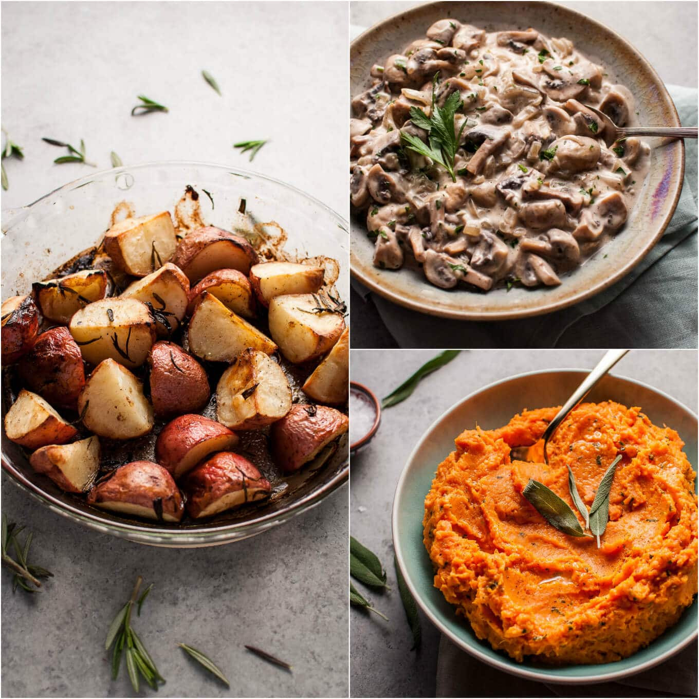 Vegetarian Side Dishes For Thanksgiving  3 Easy Ve arian Thanksgiving Side Dishes • Salt & Lavender