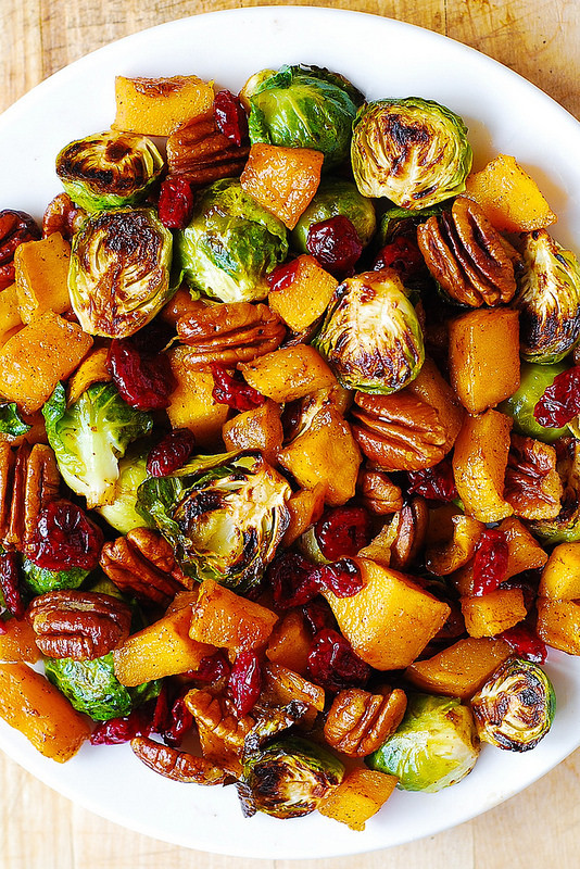Vegetarian Side Dishes For Thanksgiving  Thanksgiving Side Dishes The Idea Room