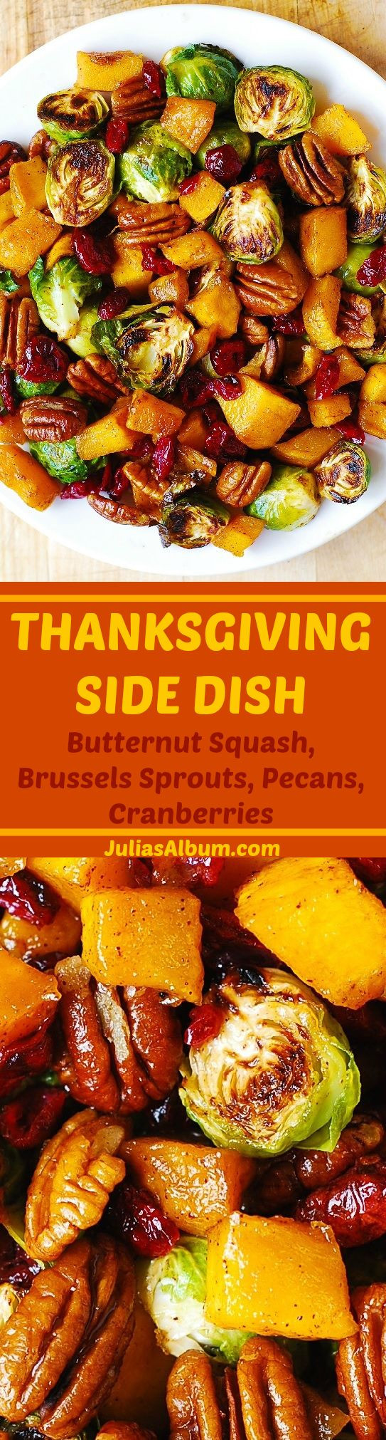 Vegetarian Side Dishes For Thanksgiving  261 best Christmas food ideas crafts Gift Ideas images on