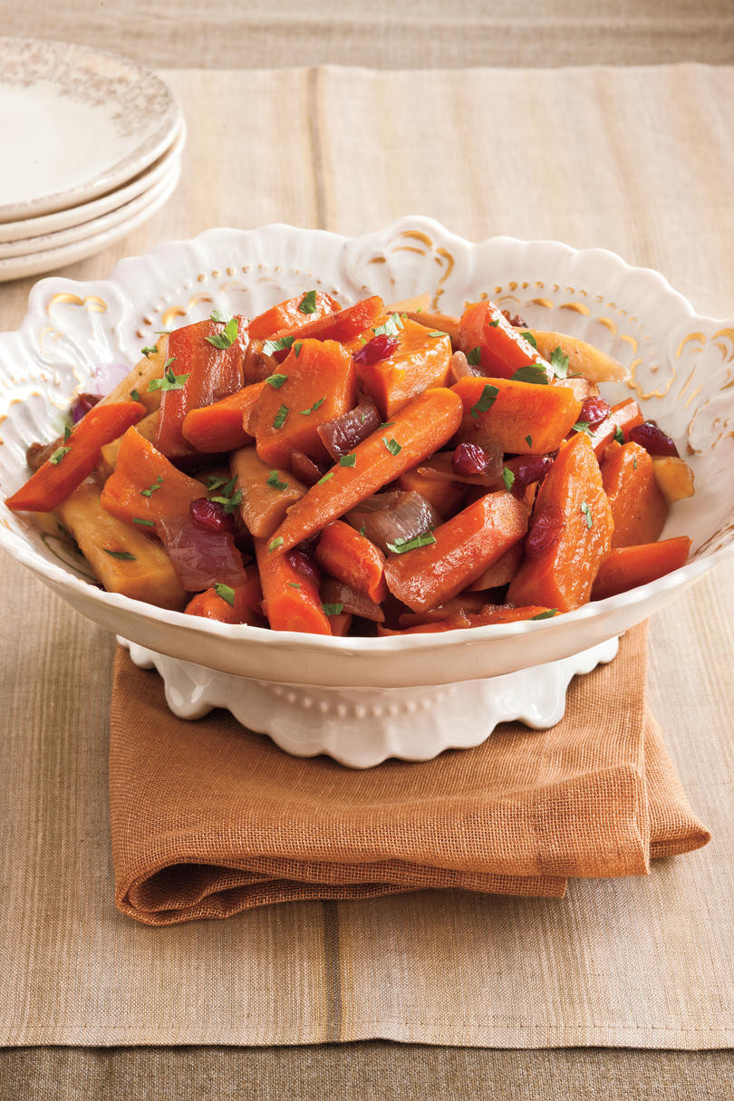 Vegetarian Sides For Thanksgiving  Best Thanksgiving Side Dish Recipes Southern Living