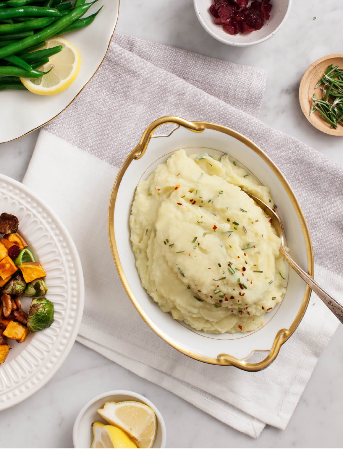 Vegetarian Sides For Thanksgiving  Ve arian Thanksgiving Sides Love and Lemons