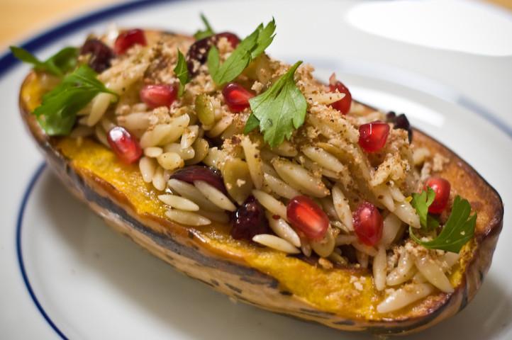 Vegetarian Thanksgiving Dinner Recipes  Ve arian Thanksgiving Recipes