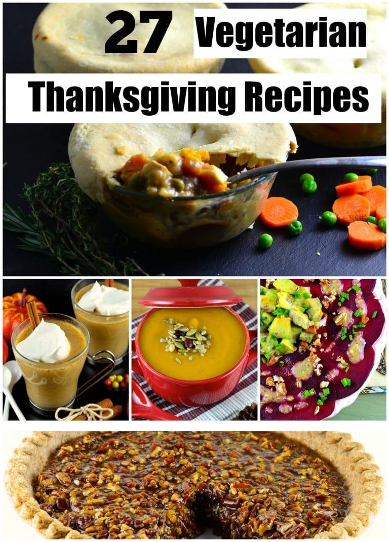 Vegetarian Thanksgiving Entree  27 ve arian thanksgiving recipes