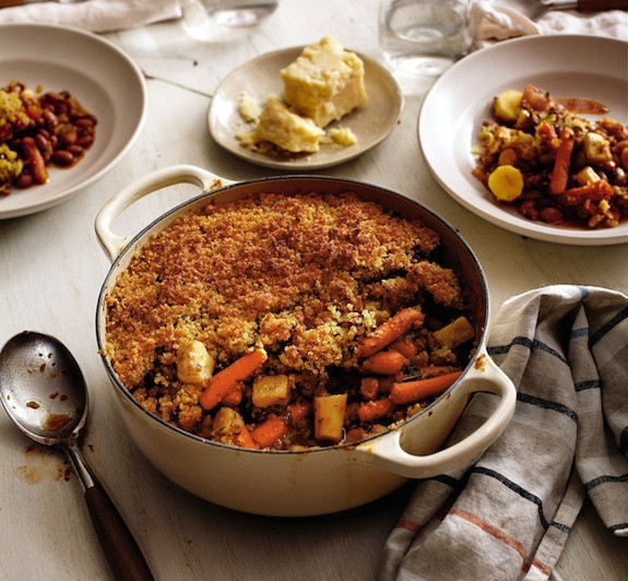 Vegetarian Thanksgiving Entree  Ve arian dishes you can serve instead of turkey