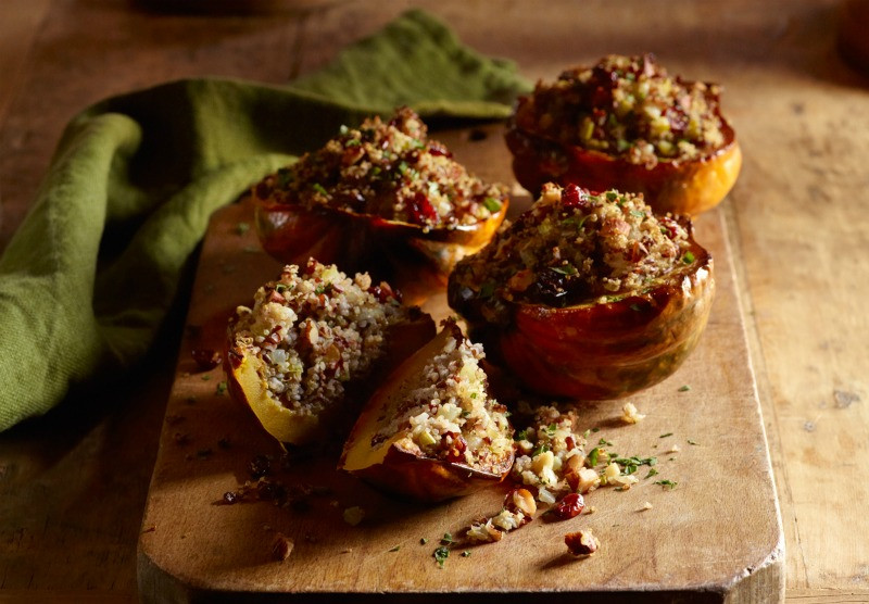 Vegetarian Thanksgiving Entrees  Top Rated Ve arian Thanksgiving Entrees