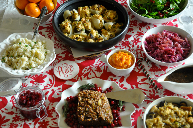 Vegetarian Thanksgiving Food  Delicious and Healthy Vegan Thanksgiving and Holiday recipes