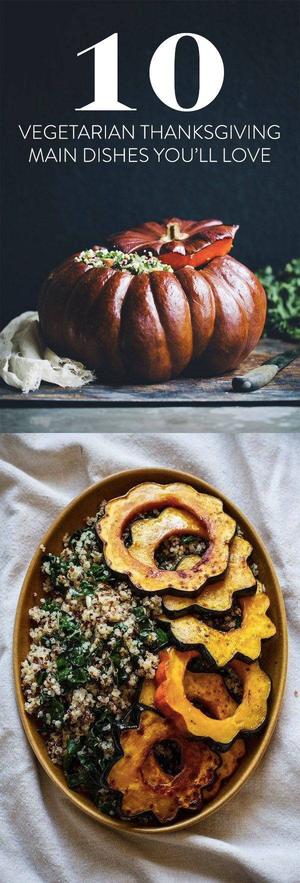 Vegetarian Thanksgiving Main Course  Best 25 Thanksgiving ve ables ideas on Pinterest