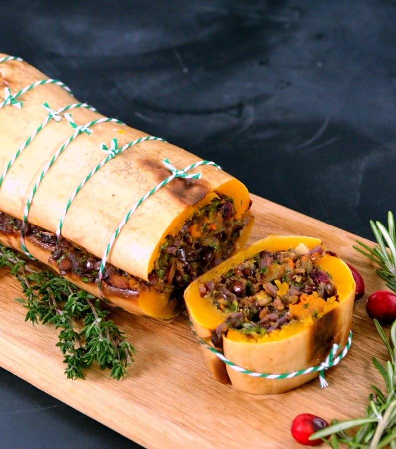 Vegetarian Thanksgiving Menus  25 Vegan Thanksgiving Recipes Vegan Heaven