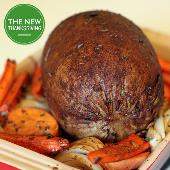 Vegetarian Turkey Thanksgiving  20 Ve arian Thanksgiving Dishes That ll Make Everyone