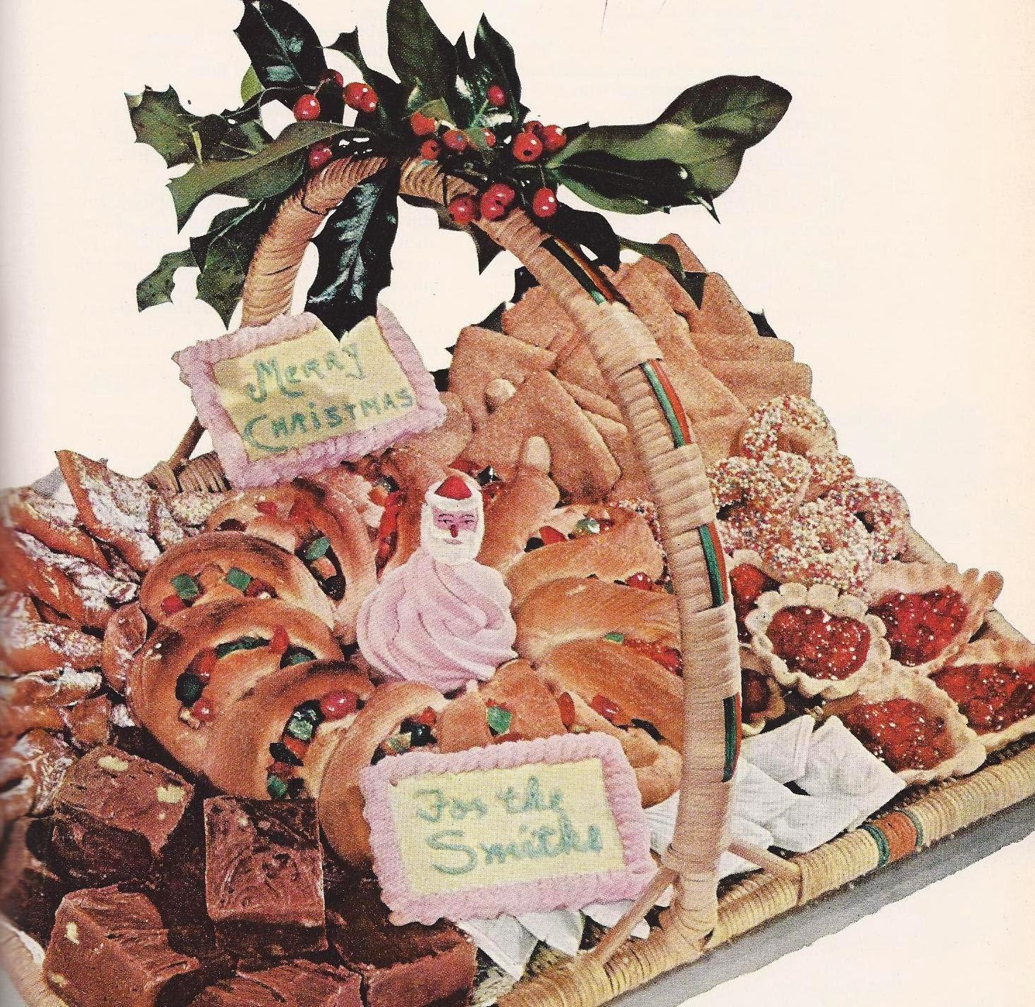Vintage Christmas Cookies  Xtabay Vintage Clothing Boutique Portland Oregon