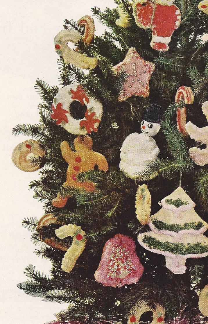 Vintage Christmas Cookies  Vintage Christmas Cookie Recipes c
