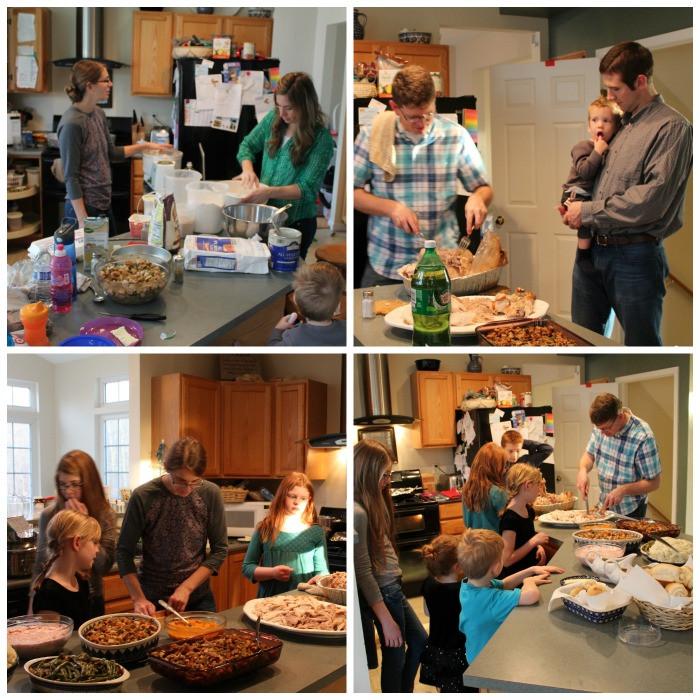 Vons Thanksgiving Dinner 2019  Thursday Night 11 26 15 Thanksgiving 2015 Real Life Dinner