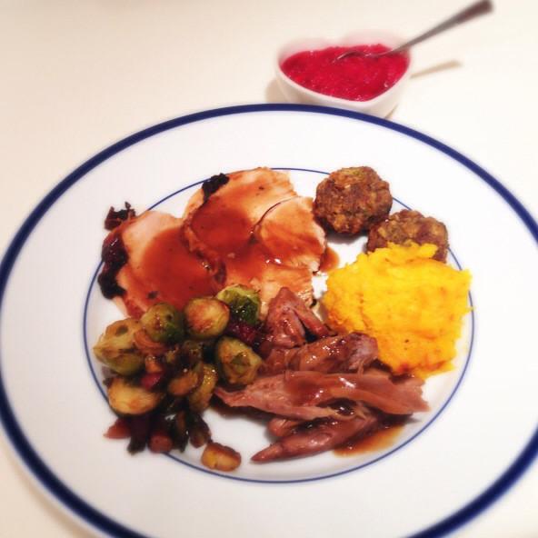 Vons Thanksgiving Dinner 2019  Thanksgiving 'Two Ways' Turkey Dinner