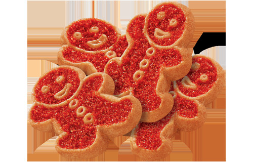 Voortman Christmas Cookies  Festive Ginger Kids