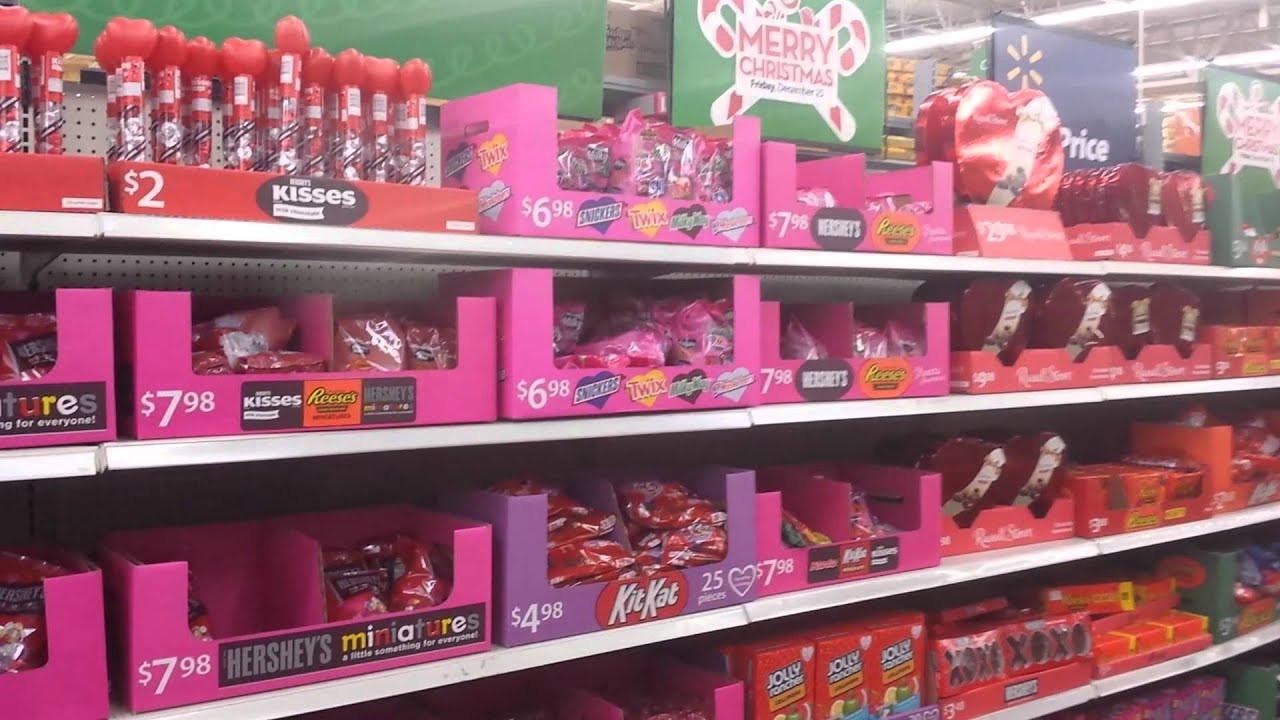 Walmart Christmas Candy  More Walmart Christmas or Valentines