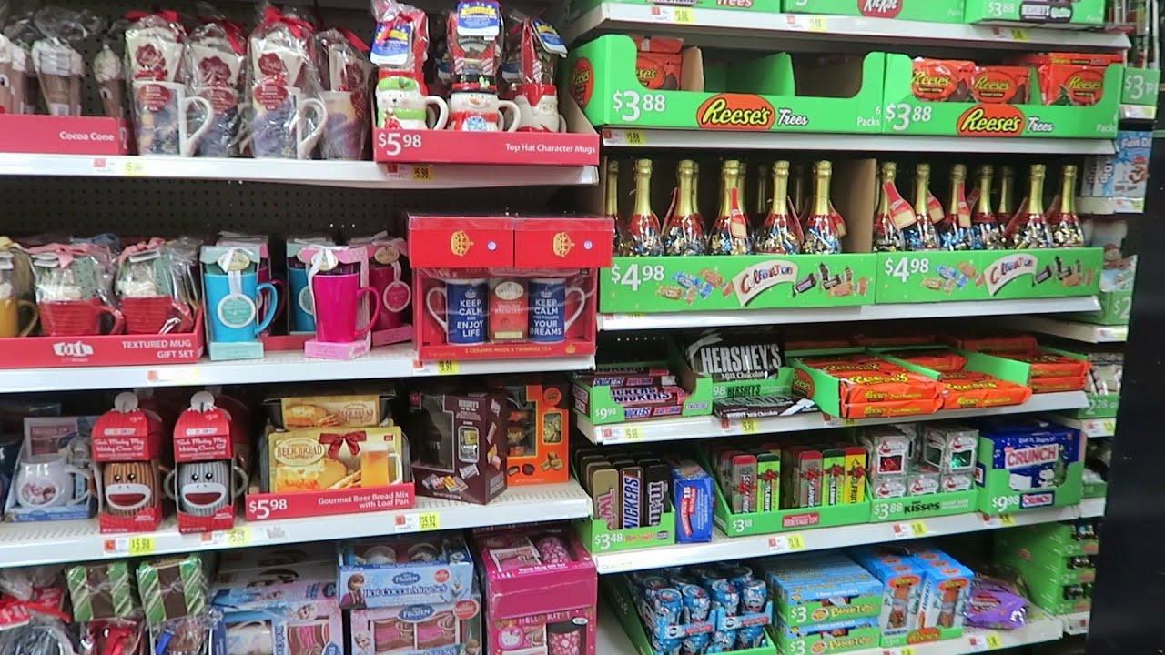 Walmart Christmas Candy  Christmas Candy Aisle at Walmart 2015