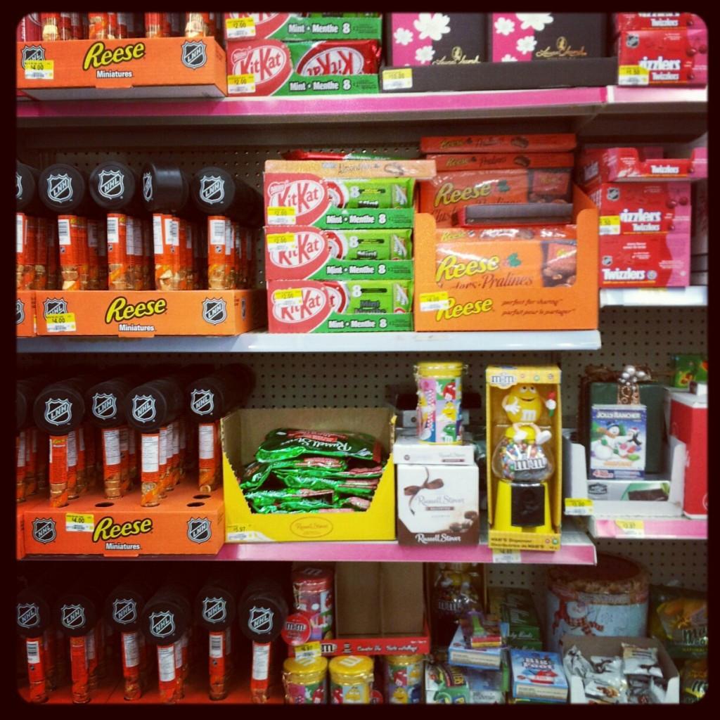 Walmart Christmas Candy  Shopping for Stocking Stuffers Walmart ⋆ chic everywhere