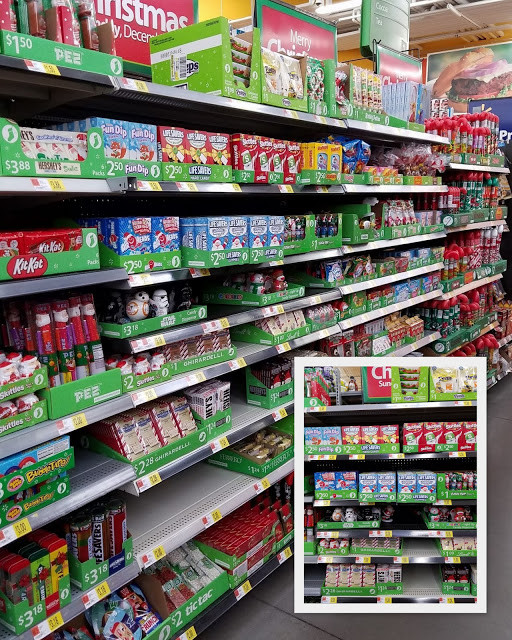 Walmart Christmas Candy  Free Printable Christmas Tags Housewife Eclectic