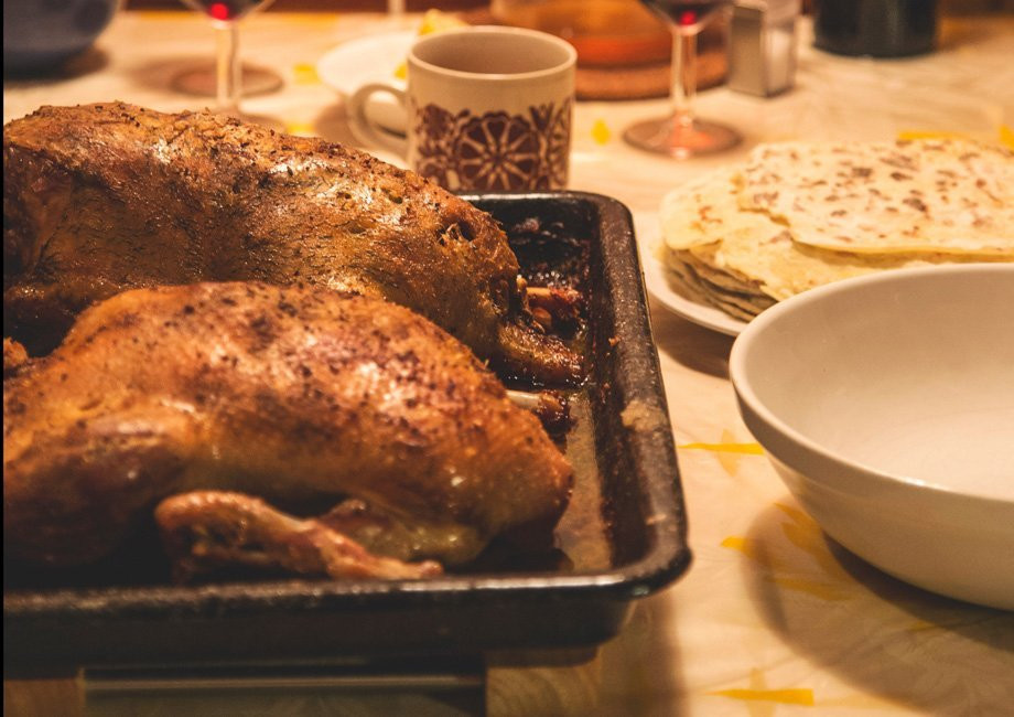 Walmart Pre Cooked Thanksgiving Dinners  Foodservice Solutions Popeyes Turkey For Thanksgiving And