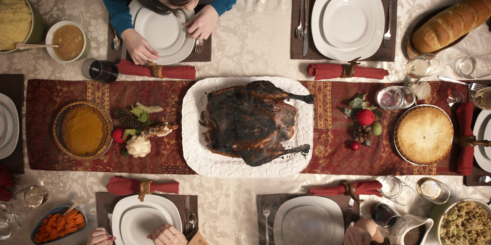 Was Turkey Served At The First Thanksgiving  The Foods They Really Ate At The First Thanksgiving