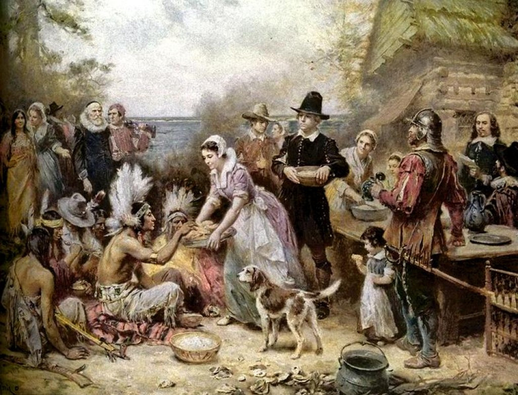 Was Turkey Served At The First Thanksgiving  Giving Thanks After Thanksgiving