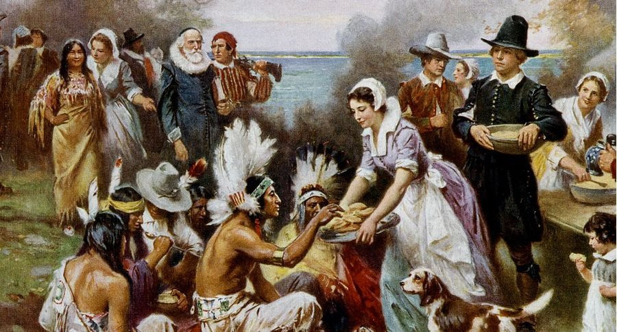 Was Turkey Served At The First Thanksgiving  7 Animals Besides Turkey Eaten at the First Thanksgiving