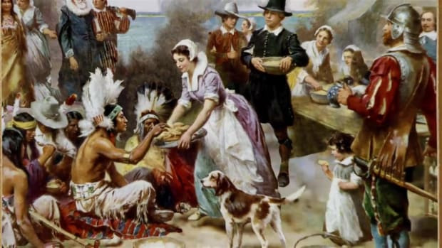 Was Turkey Served At The First Thanksgiving  Thanksgiving Day and Traditions