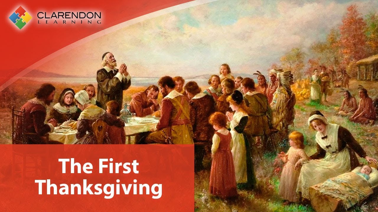 Was Turkey Served At The First Thanksgiving  Thanksgiving for kids The history of the first
