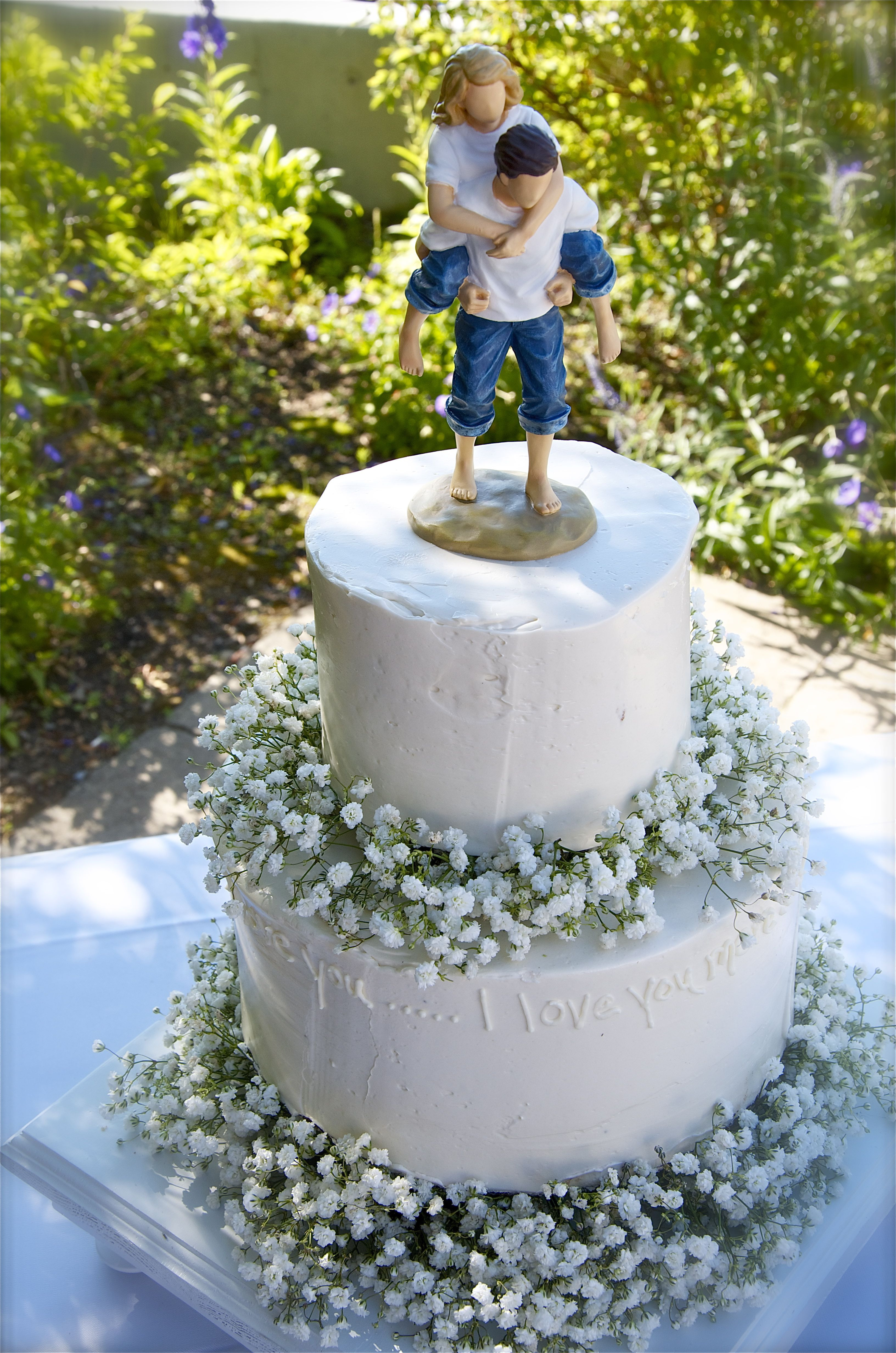 Wedding Cakes Idaho Falls  Wedding cake by Stacy Cakes in McCall Idaho It was