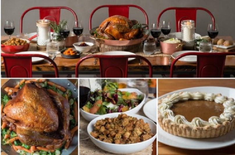 Wegmans Thanksgiving Dinner 2019  Railtown Catering Thanksgiving Packages To Go Order