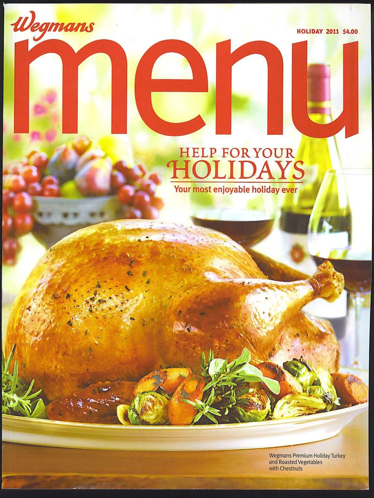 Wegmans Thanksgiving Turkey  wegmans holiday menu Google Search