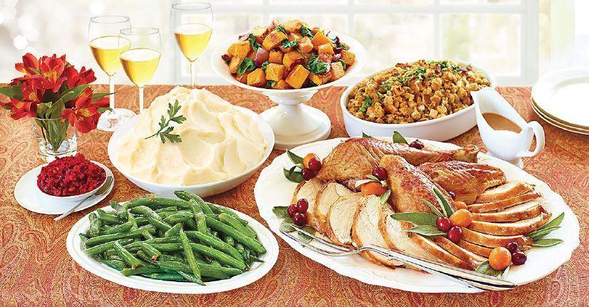 Wegmans Turkey Dinner Thanksgiving 2019  Wegmans Food Markets Wegmans