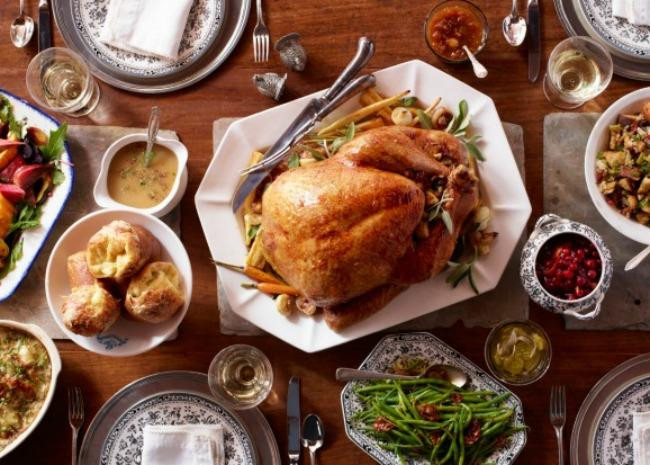 Wegmans Turkey Dinner Thanksgiving 2019  The Right Wine to Pair with Every Thanksgiving Course