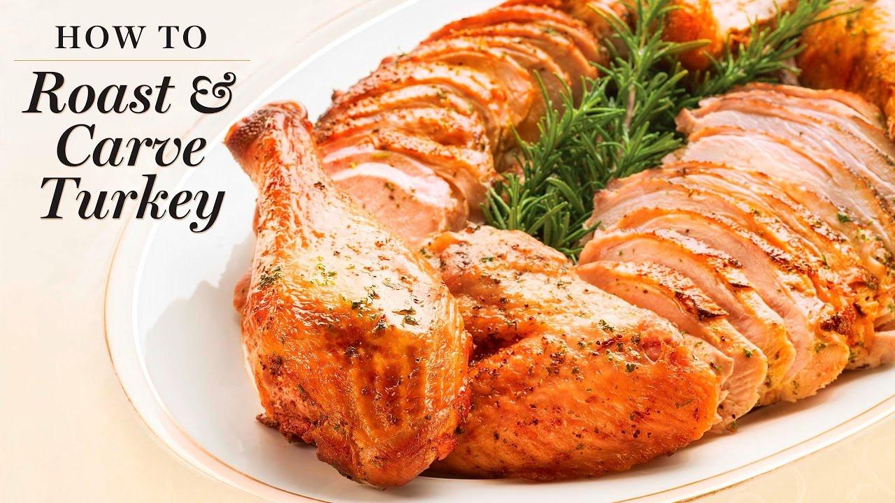 Wegmans Turkey Dinner Thanksgiving 2019  Wegmans Menu in Motion Roasting & Carving Turkey