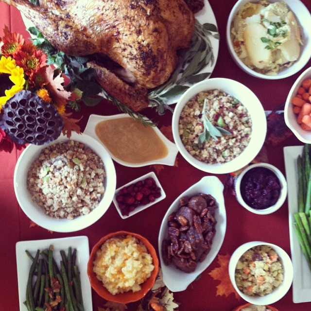 When To Buy Turkey For Thanksgiving  Where To Buy A Ready Made Thanksgiving Meal In La Jolla