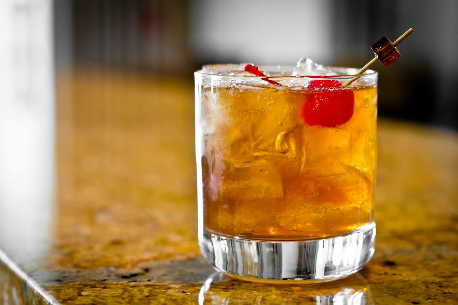 Whiskey Christmas Drinks  4 Classic Bourbon & Whiskey Cocktails to Try This Holiday