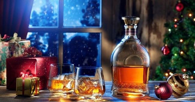 Whiskey Christmas Drinks  We Whiskey a Merry Christmas 10 Irish Whiskey Bottles to