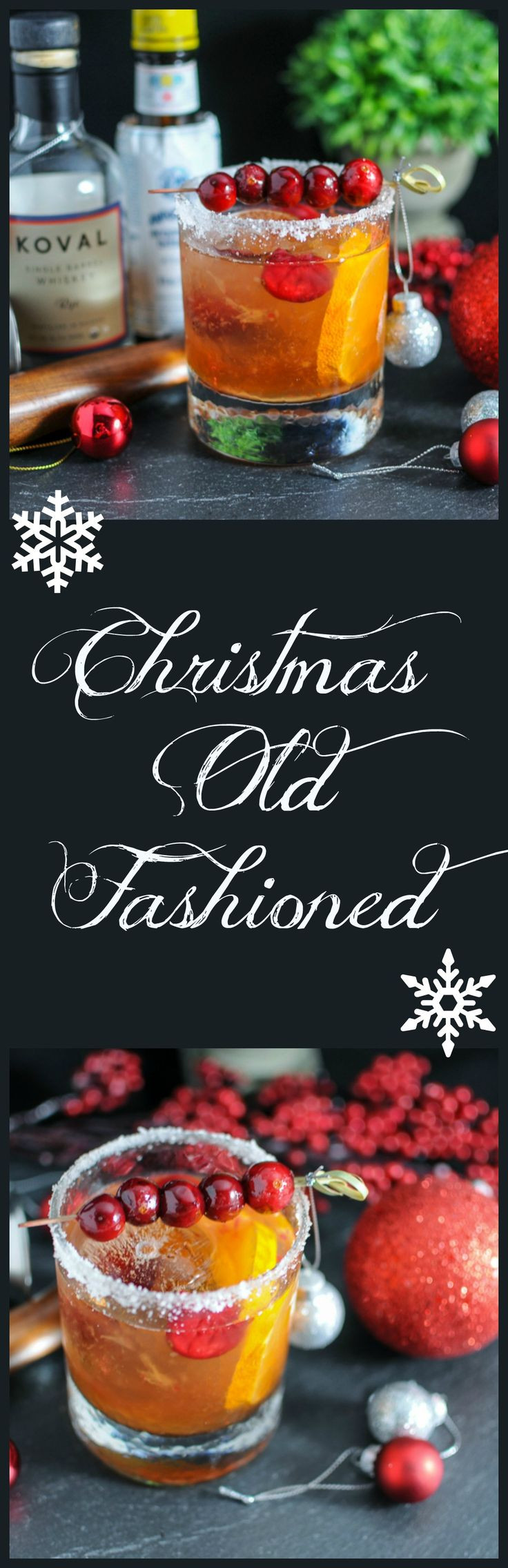 Whiskey Christmas Drinks  1000 ideas about Old Fashioned Kitchen on Pinterest